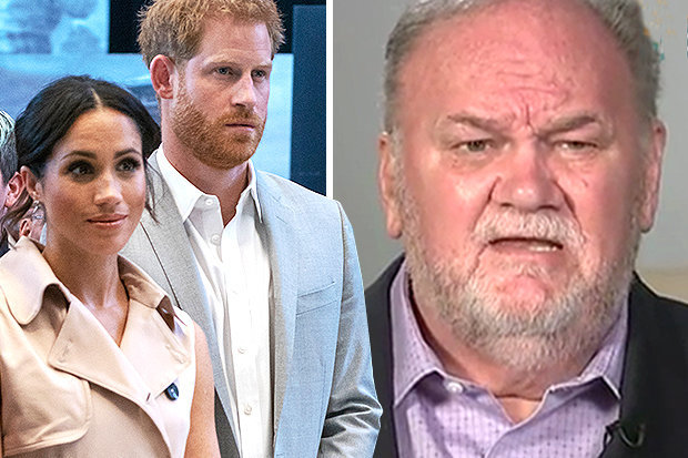 EVENING OUT Meghan and Harry will step out at the Hamilton musical in London tomorrow night Photo (C) GETTY, GMB
