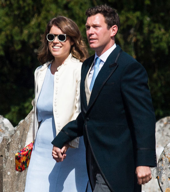 Eugenie and Jack will marry in October in Windsor (Image Getty)