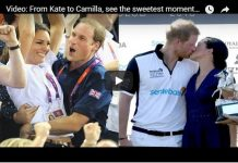 From Kate to Camilla, see the sweetest moments of royal PDA