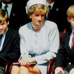 It's believed Wills and Harry's animosity stems from how their mum Diana tragically passed away. Photo Getty