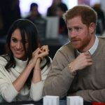 It's the first time Meghan will be spending time at Balmoral, with the newlyweds enjoying a holiday with the royal claim. Photo Getty