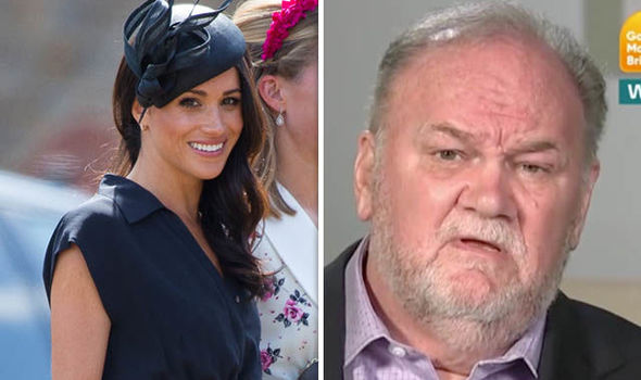 It could be too late for Meghan to repair her relationship with her father (Image GEIt could be too late for Meghan to repair her relationship with her father (Image GETTY ITV)TTY ITV)