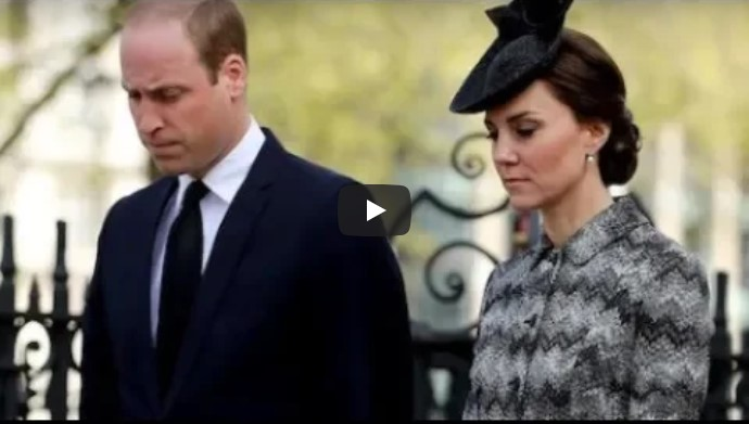 Kate Middleton & Prince William SHOCKING The Royals With BREAK Royal Rule For Prince Louis