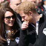 Kate and Harry have a close relationship, knowing each other for around 15 years (Image Getty Images)