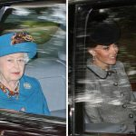 Kate and the Queen attended a service at Crathie Church in Balmoral, Scotland (Image Peter Jolly REX Shutterstock)