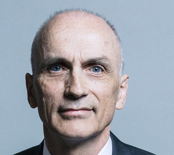 MP Chris Williamson made the remarks about Prince Andrew (Image GETTY)