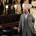 Meghan Markle Prince Charles walked her down the aisle in her father's absence (Image Getty)