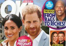 Meghan Markle, Prince Harry NOT Expecting Baby Yet, Despite Report Photo (C) MAGAZINE