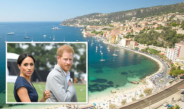 Meghan Markle Prince Harry The couple once did this when travelling to the French Riviera (Image Getty)