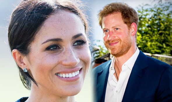 Meghan Markle Prince Harry and his wife have introduced a labrador into their home (Image Getty)