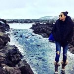 Meghan Markle She explored Iceland with friends for New Year, according to her Instagram (Image Instagram MeghanMarkle)