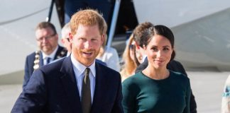 Meghan Markle The Duchess' outfits had pockets during her trip to Dublin (Image GETTY)