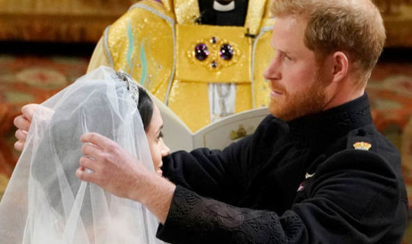 Meghan Markle The former actress married Prince Harry on May 19 (Image GETTY)