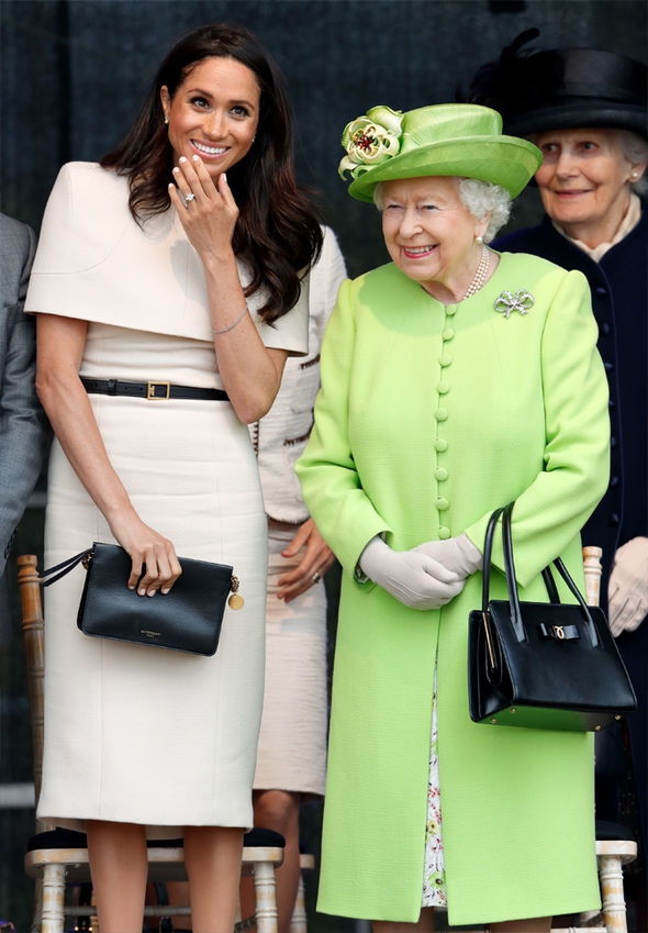 Meghan Markle Kate Middleton and the Queen are 'closest friends' expert reveals (Image GETTY)