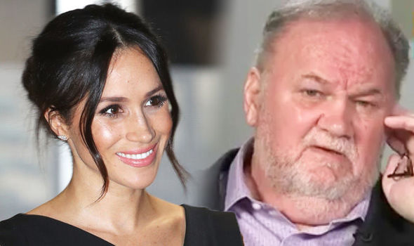 Meghan Markle Thomas Markle taught her to find her light (Image Getty ITV)