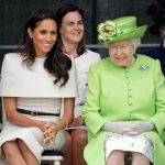 Meghan Markle and the Queen get on well (Image GETTY )Meghan Markle and the Queen get on well (Image GETTY )