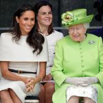 Meghan Markle and the Queen have struck up a good relationship (Image GETTY )