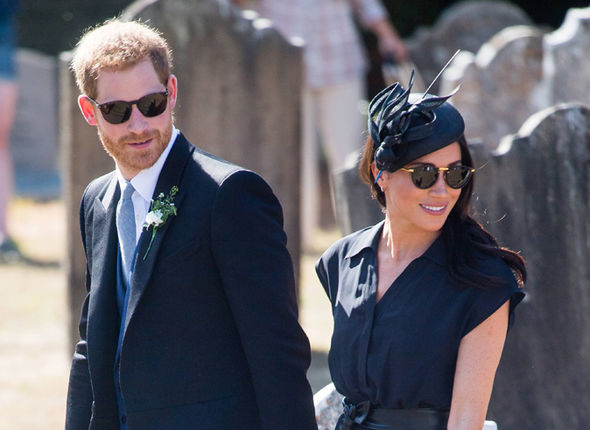 Meghan Markle's half-sister has launched another furious tirade on her duchess sibling (Image NC WIREIMAGE )