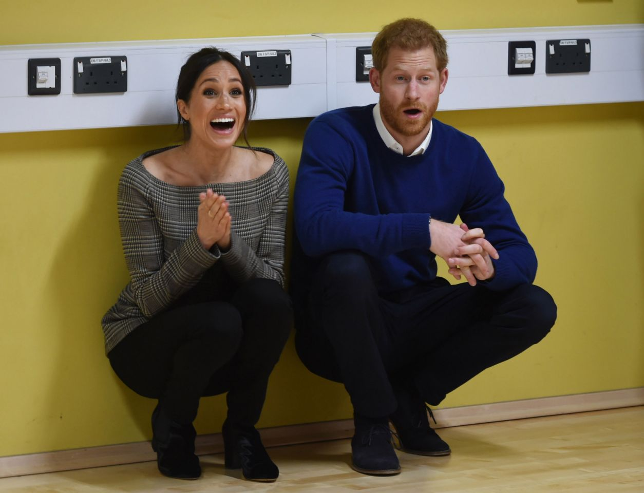 Meghan Markle has a surprising connection to husband Prince Harry's ex-girlfriend Chelsy Davy. Source Getty