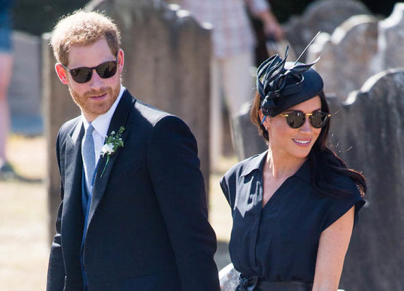 Meghan Markle has reportedly not spoken to her father for over 11 weeks since the Royal wedding (Image GETTY)