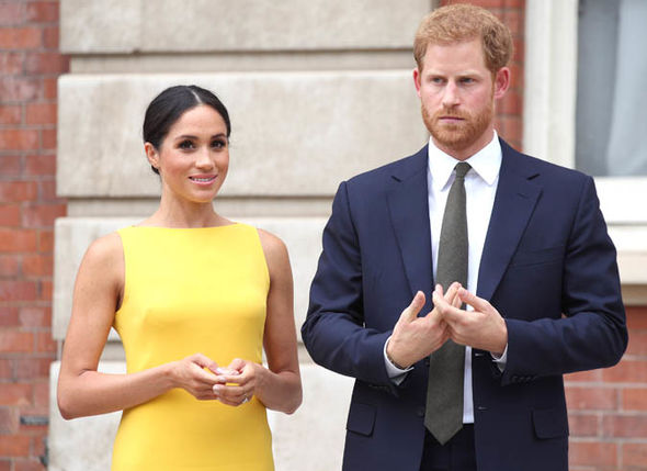 Thomas Markle stated previously that he had 'reached his limit' with the Royal family (Image GETTY)