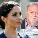 Meghan Markle latest news Dad Thomas sparks 'increasingly desperate situation' at the palace (Image GETTY ITV GOOD MORNING BRITAIN)