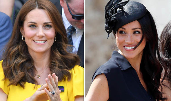 Meghan Markle news Duchess mentioned Kate Middleton before relationship with Prince Harry (Image GETTY)