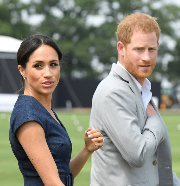 Meghan Markle news Father Thomas Markle recently called Prince Harry rude in an interview (Image GETTY)