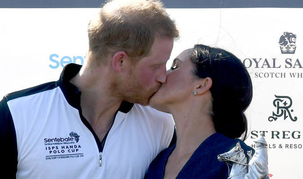 Meghan Markle news This is Meghan's first foreign trip without her husband since the loved-up pair (IMeghan Markle news This is Meghan's first foreign trip without her husband since the loved-up pair (Image Getty )age Getty )