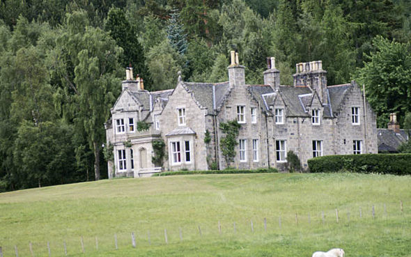 Meghan Markle will join the Queen at Balmoral Castle (Image GETTY )