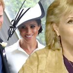 Meghan Markle's half-sister Samantha launched another attack against the Duchess (Image GETTY INSIDE EDITION)