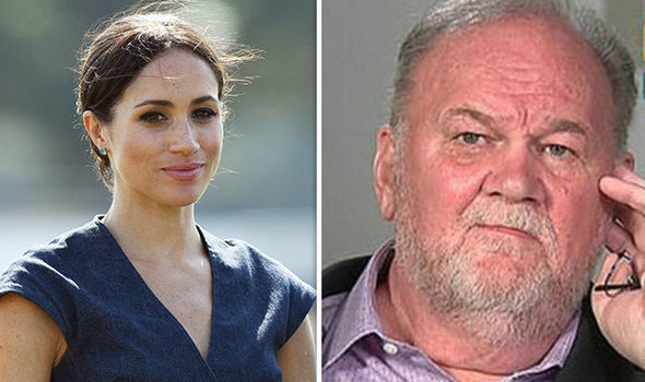Meghan is furious over her father's comments (Image GETTY)