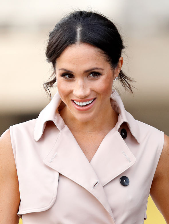 Meghan's friend reportedly said she is tired of her father's comments (Image GETTY)