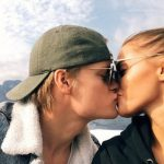 Norway Royal Family Marius Borg Høiby shared a picture of the couple kissing (Image INSTAGRAM (Marius Borg Høiby))