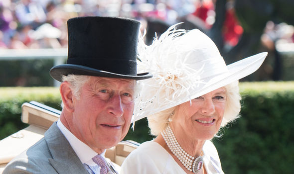 Prince Charles will be the King when his mother steps down from the throne (Image GETTY )