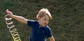 Prince George has had a busy summer (Image GETTY )