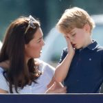 Prince George is set to start back at Thomas's Battersea next week (Image GETTY )
