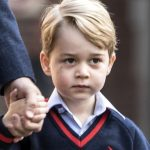 Prince George turned five earlier this year, and having already started school, the little royal is growing up fast Photo (C) GETTY