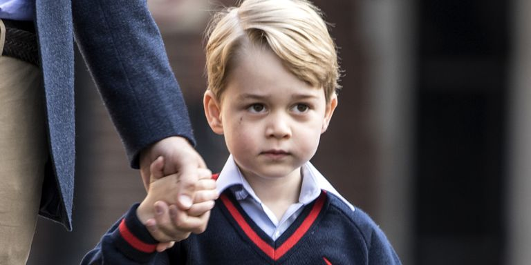 Do you think Prince George will be good at ballet Photo (C) GETTY