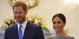 Prince Harry and Meghan Markle Photo (C) REUTERS