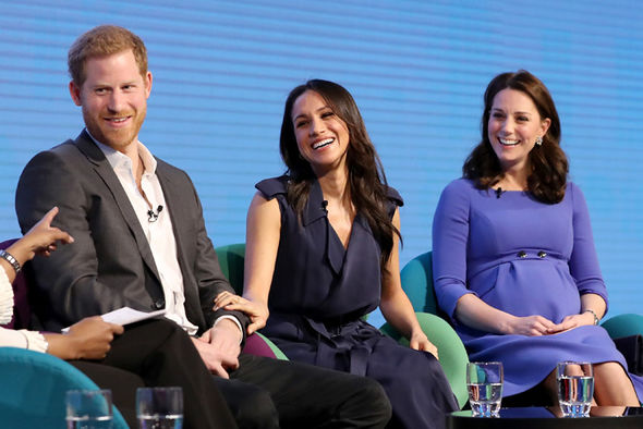 Prince Harry reportedly sought Kate's advice before proposing to Meghan Markle (Image Getty Images)