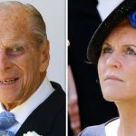 Prince Philip and Sarah Ferguson do not have a great relationship (Image GETTY)