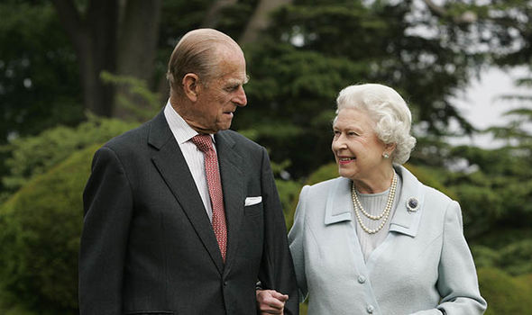 Prince Philip calls the Queen 'Cabbage' (Image GETTY)