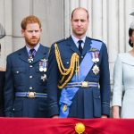 Prince William and Harry have become increasingly protective and private when it comes to their wives and families. Photo Getty
