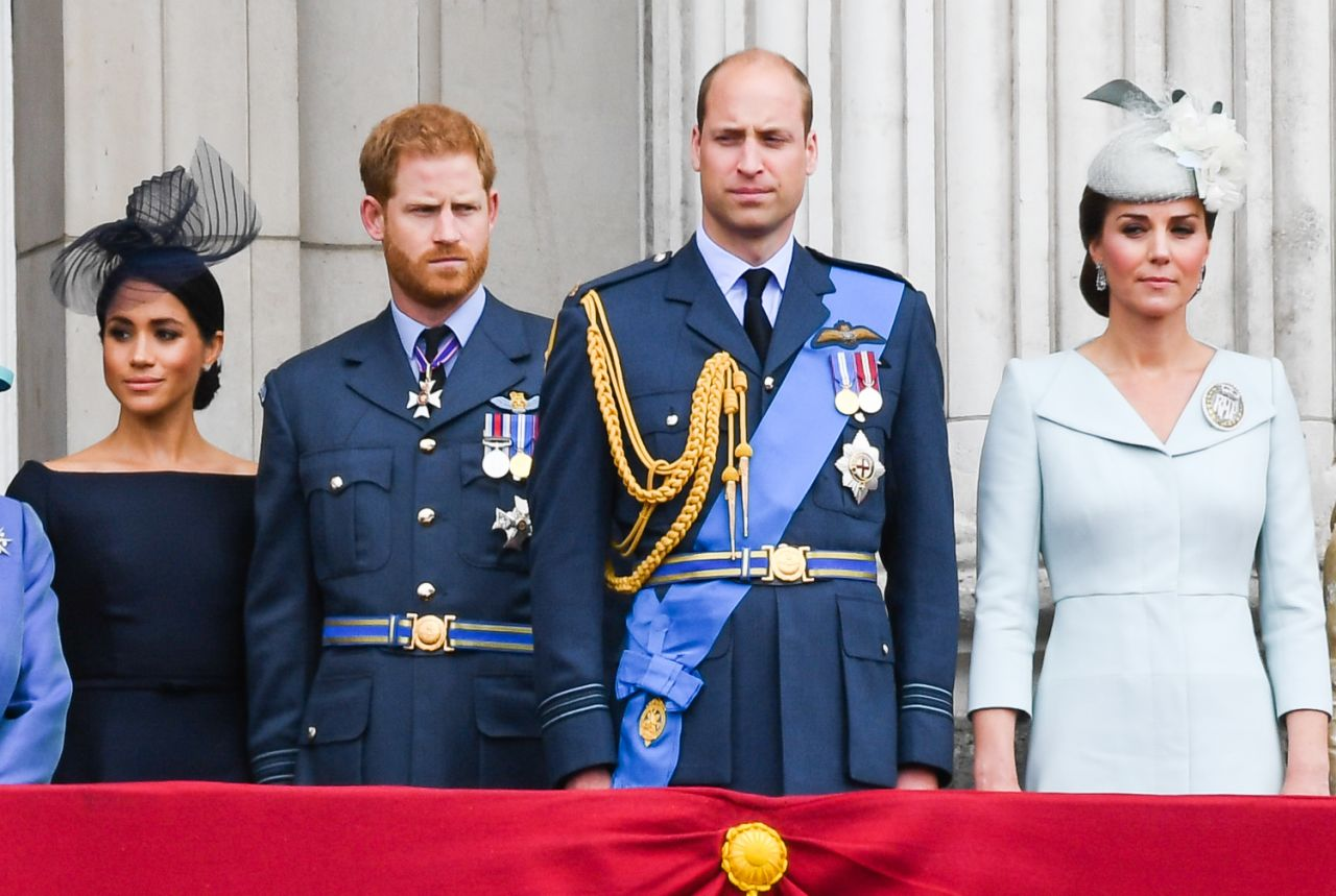 Prince William and Harry have become increasingly protective and private when it comes to their wives and familiePrince William and Harry have become increasingly protective and private when it comes to their wives and families. Photo Gettys. Photo Getty