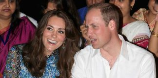 Prince William and Kate Middleton go dancing on Mustique date night Photo (C) GETTY