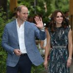 Prince William and Kate came in sixth place in the survey Photo (C) GETTY