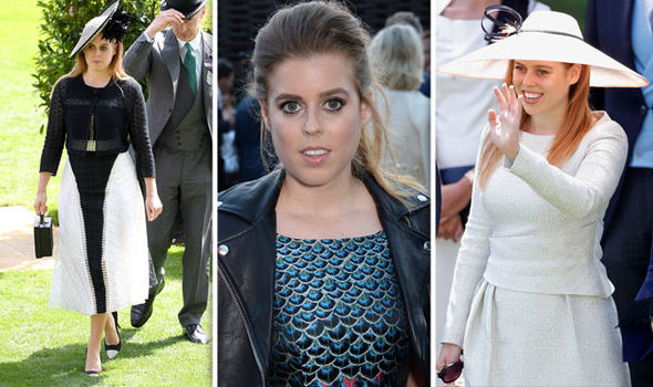 Princess Beatrice is to act as her sister's maid of honour at her Royal Wedding (Image GETTY )