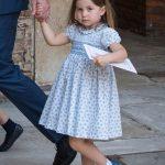 Princess Charlotte returns to Willcocks Nursery in September (Image GETTY )