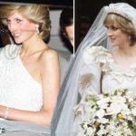 Princess Diana Second secret wedding dress for revealed by designer (Image GETTY)